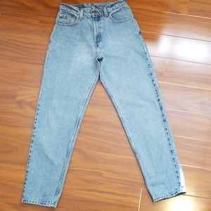 LEVI'S 550 Relaxed Fit Tapered Legs, 7JR